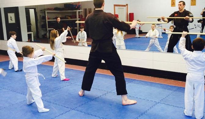 Karate Kobudo To Improve Focus Kensho Karate Cumberland